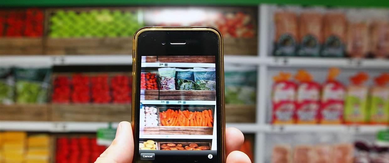 toekomst van online boodschappen doen